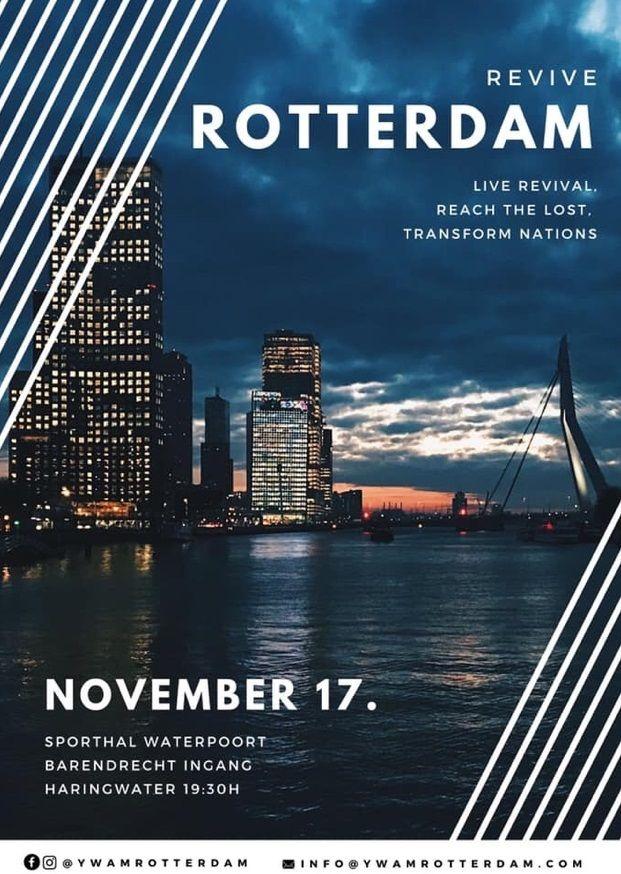 Revive Rotterdam 17 november 19:30u